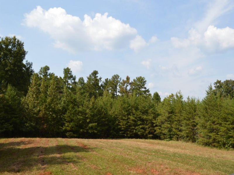 38 Acres Recreational Tract : Union : Union County : South Carolina