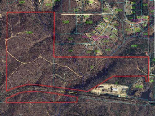 122 Acres Hunting Tract : Margaret : St. Clair County : Alabama