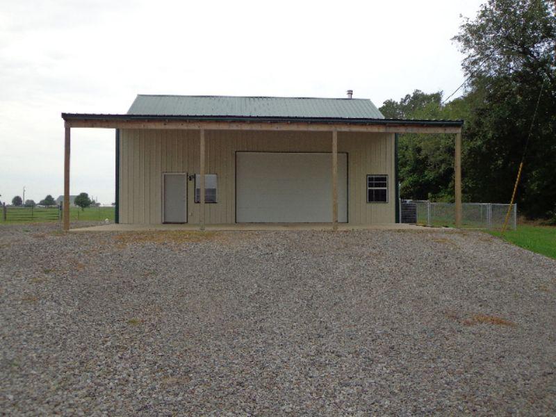 Hobby Farm : Beebe : White County : Arkansas