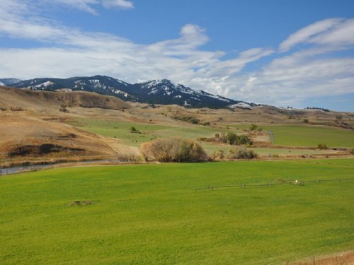 Brewer Ranch : Banner : Sheridan County : Wyoming