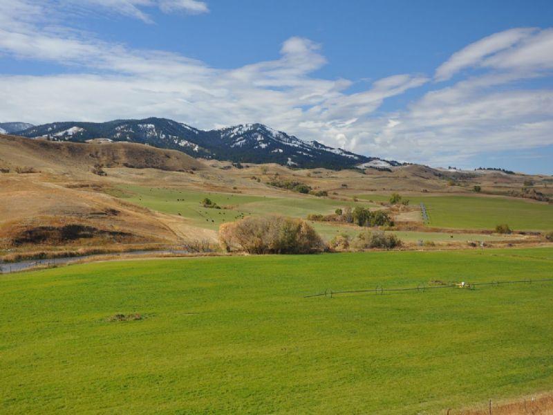 Brewer Ranch : Banner : Sheridan County : Wyoming