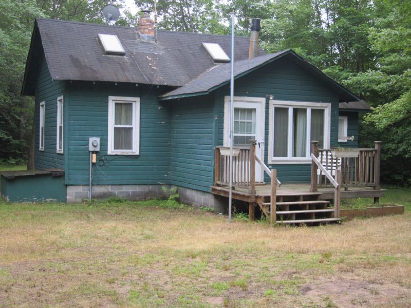 Cabin In Newbold : Newbold : Oneida County : Wisconsin