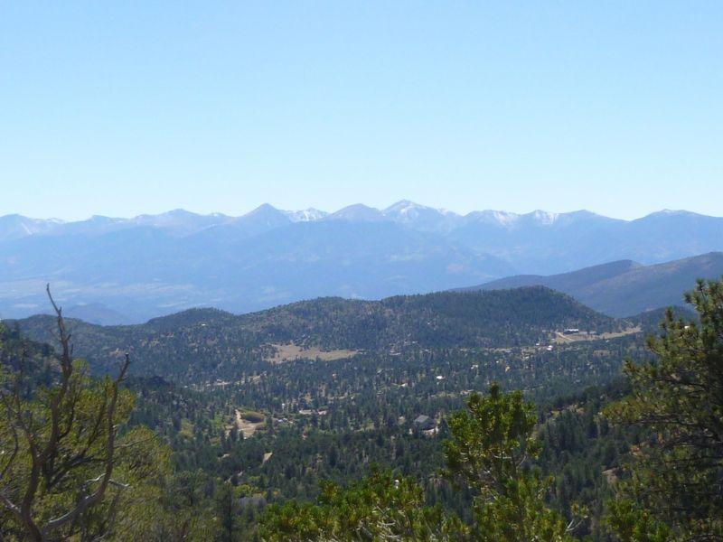 115 Acres Joins Blm : Cotopaxi : Fremont County : Colorado