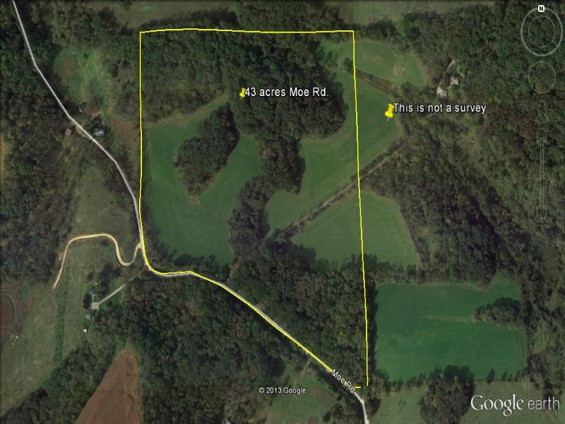 Spectacular 43 Acres : Mount Horeb : Dane County : Wisconsin