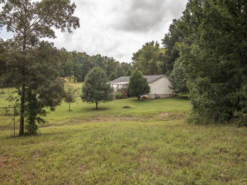 Farm For Sale, 19 Acres, Pasture : Madison : Morgan County : Georgia