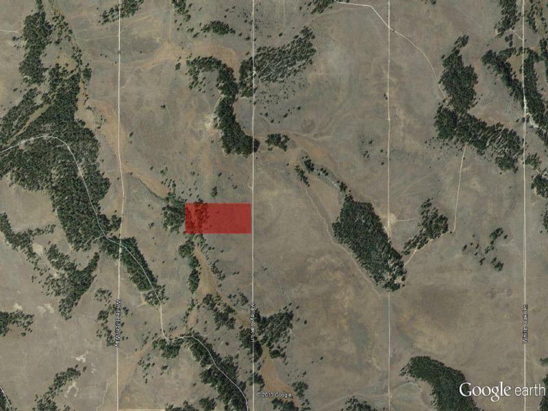 9.86 Acre Lot Near : Beatty : Klamath County : Oregon