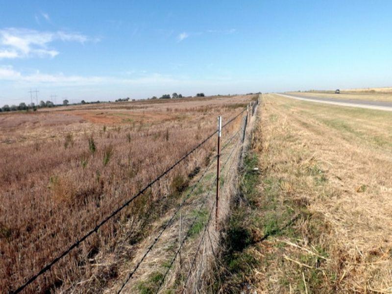 132.81± Acres * Cropland* Pond : Garber : Garfield County : Oklahoma
