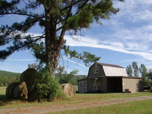 73 Ac Farm, Fenced, Pasture, Creek : Ashville : Saint Clair County : Alabama