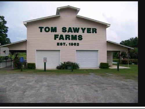 Active Working Farm : Cochran : Dodge County : Georgia