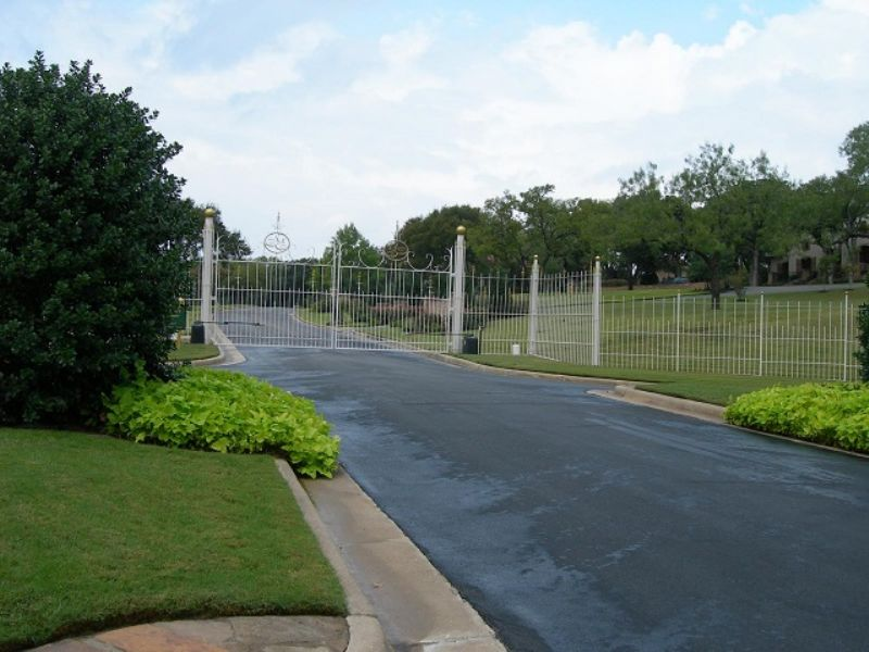 2 Lots=5+ Acres In Gated- Ft Worth : Ft Worth : Tarrant County : Texas