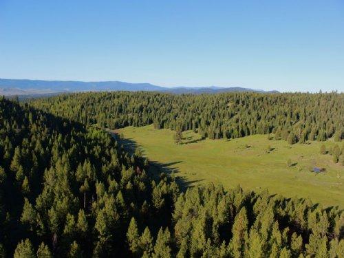 Six Shooter Ranch : Mitchell : Wheeler County : Oregon