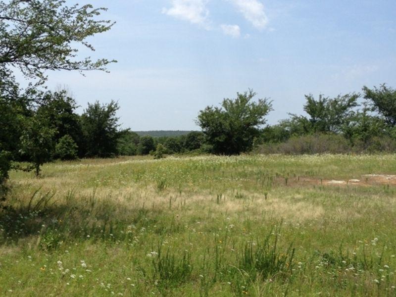 Mason Home Site West : Mason : Okfuskee County : Oklahoma