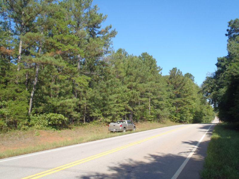 C. A. Thompson Tract : Lagrange : Troup County : Georgia
