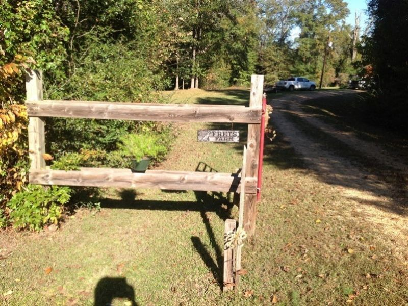 Fret's Farm : Marion : Perry County : Alabama
