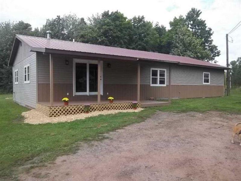 16837 Skanee Road  Mls#1075793 : L'anse : Baraga County : Michigan