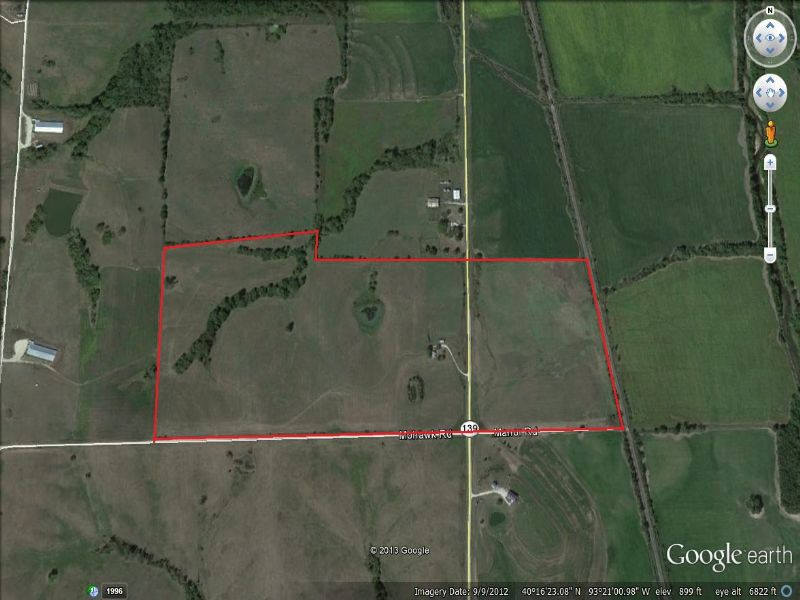 120 Acres And A Home : Harris : Sullivan County : Missouri