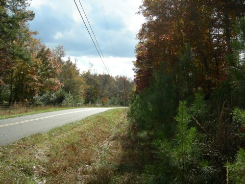 Gently Rolling Tract : Calhoun : Gordon County : Georgia