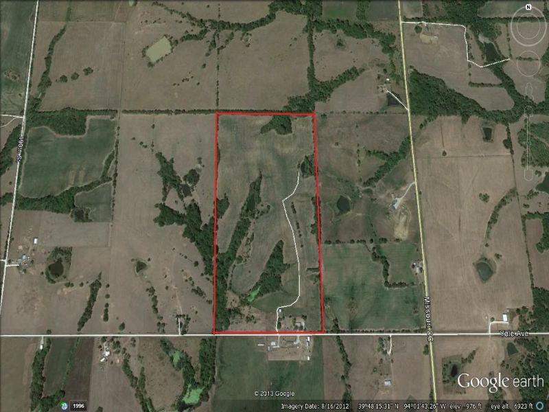 80 Acres : Hamilton : Daviess County : Missouri