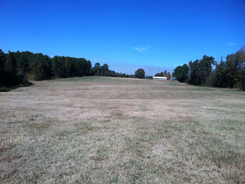 Sandy Cross Farm : Lexington : Oglethorpe County : Georgia
