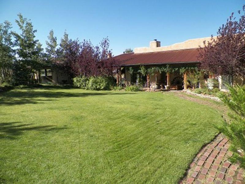 Exquisite Mountain Living : Westcliffe : Custer County : Colorado