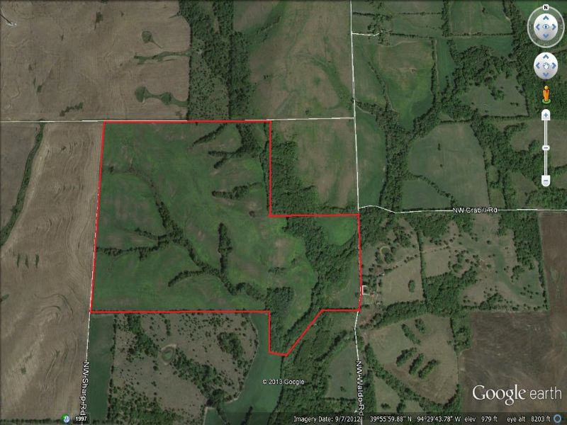 203 Acres : Union Star : DeKalb County : Missouri