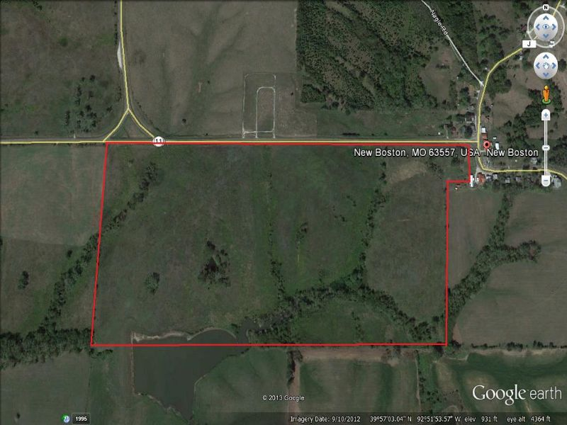 74 Acres : New Boston : Linn County : Missouri