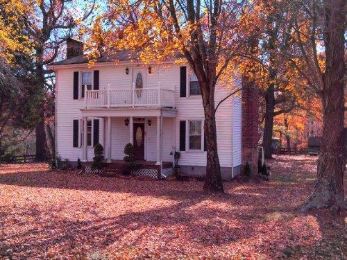 Little Creek Plantation : Pamplin : Prince Edward County : Virginia