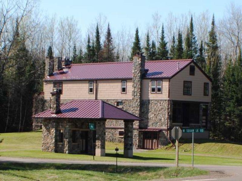Squaw Lake Rd Property : Lac Du Flambeau : Vilas County : Wisconsin