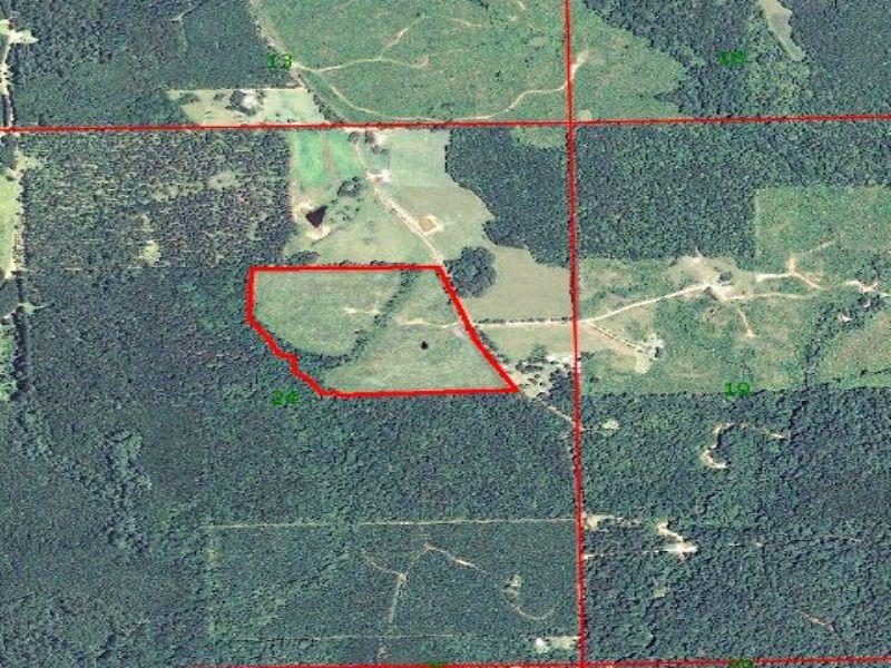 Allen - 42 Acres : Hazlehurst : Copiah County : Mississippi