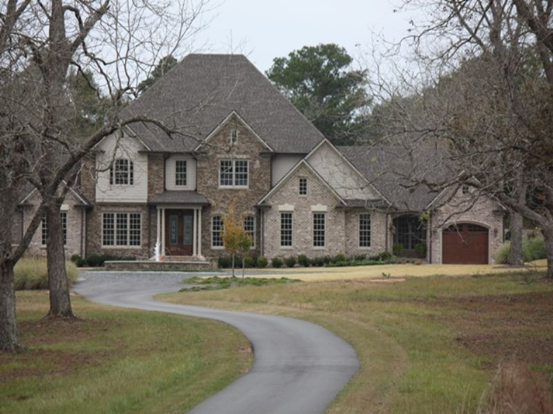 Stately Home Situated On 20 Acres : Thomasville : Thomas County : Georgia