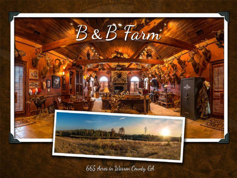 b b farm farm for sale mitchell warren county