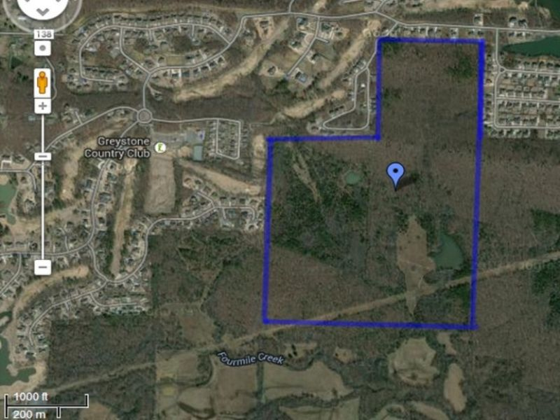Absolute Auction Of 200± Acre Tract : Cabot : Lonoke County : Arkansas