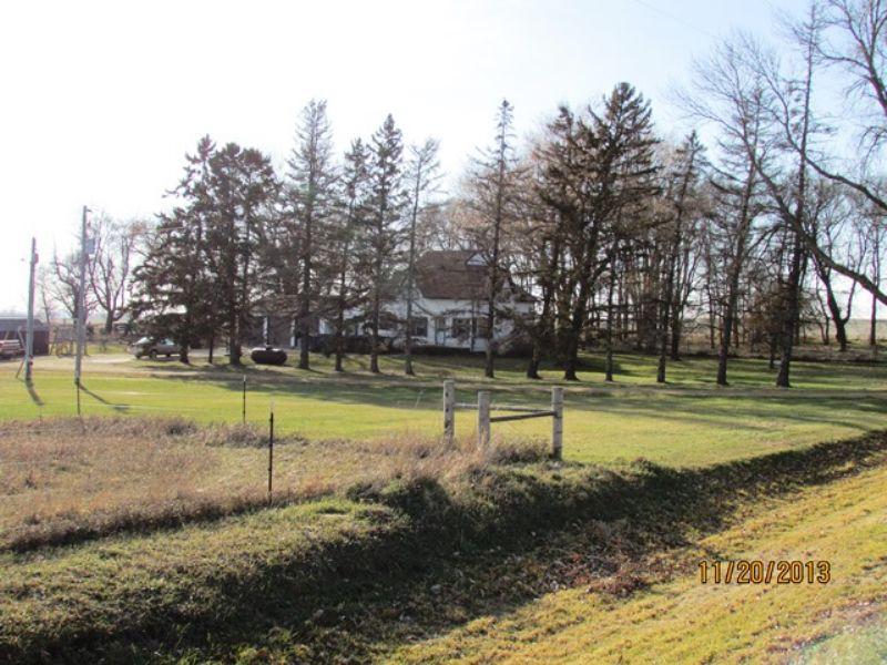 11 Acre Acreage : Aurora : Brookings County : South Dakota