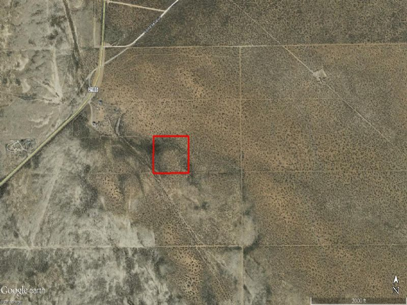 11.4 Acre Lot Near Van Horn : Van Horn : Culberson County : Texas