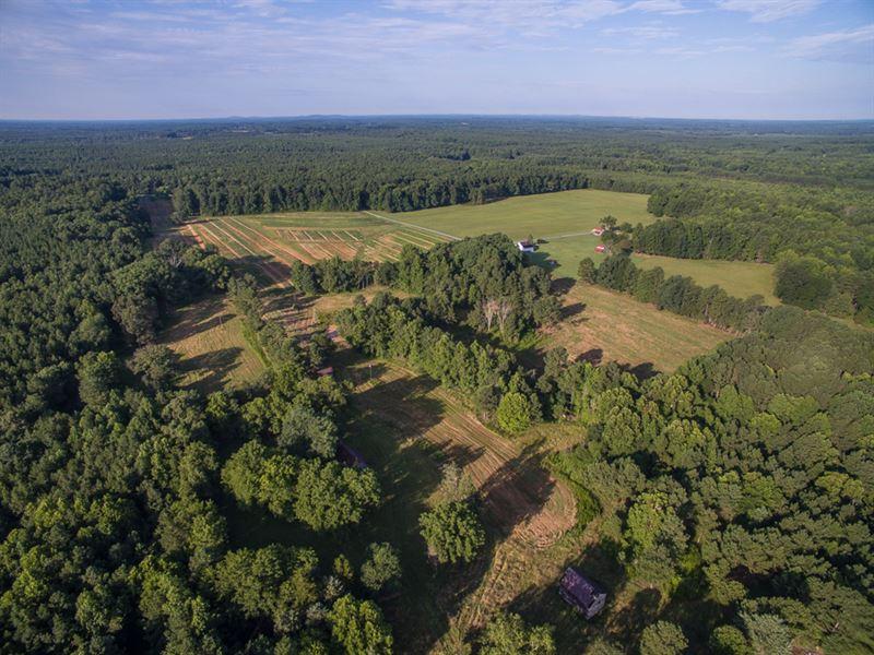 Tranquility Plantation : Oxford : Granville County : North Carolina
