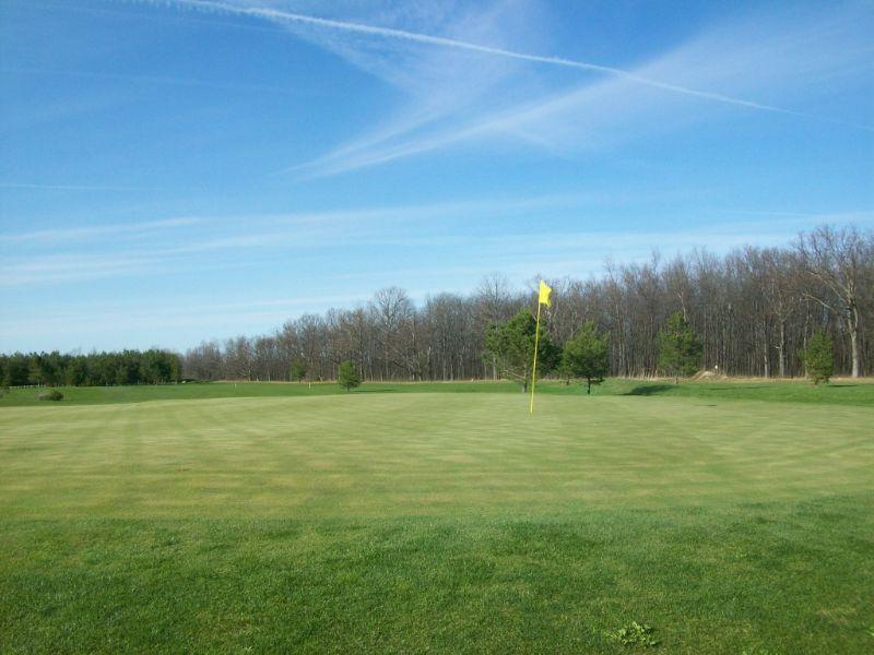 9 Hole Golf Course 90 Acres : Rushville : Ontario County : New York