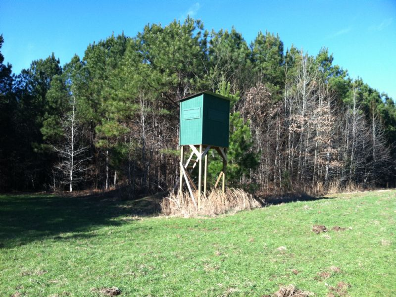 Little River Hunting & Timber Tract : Crawfordville : Taliaferro County : Georgia