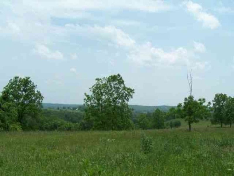 5 Acres Whispering Oaks Ranch. Term : Bucyrus : Texas County : Missouri