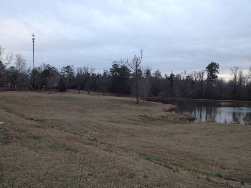 5.75 Ac With Pond And Pasture : Lizella : Bibb County : Georgia