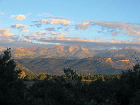 Florida Mesa Ranch : Durango : La Plata County : Colorado