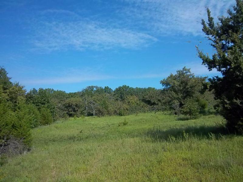 East Tree Tract 2 : Mason : Okfuskee County : Oklahoma