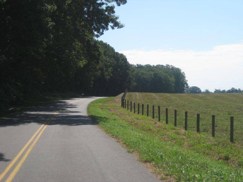 260 Acre Farm : Farmville : Cumberland County : Virginia