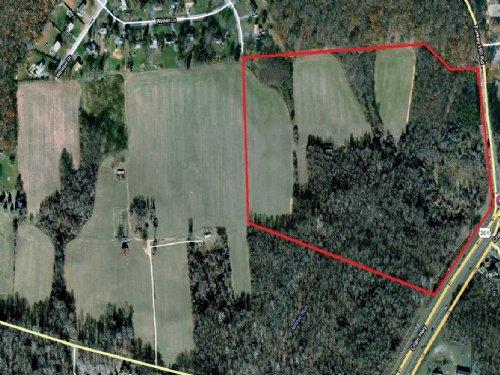 Turkey Hill Farm : La Plata : Charles County : Maryland