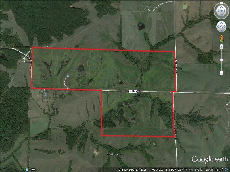 232 Acres : Green City : Sullivan County : Missouri