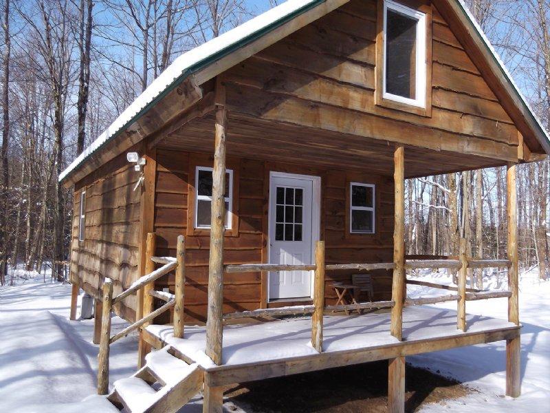 Cabin With All Season Recreation : Amboy : Oswego County : New York