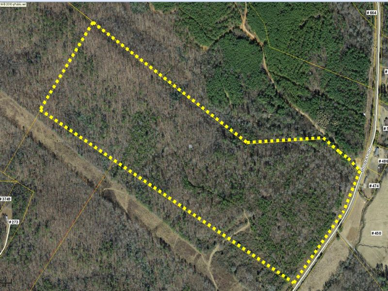 67 Rolling Acres W/ Long Range View : Pickens : Pickens County : South Carolina