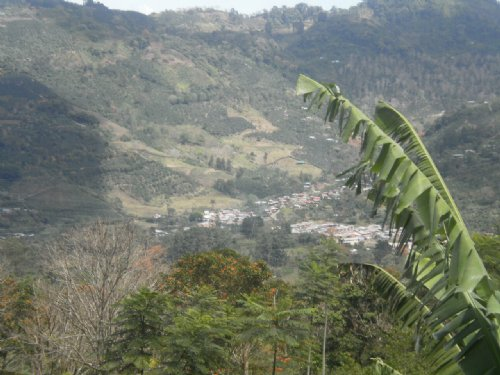 5.8 Acre Mountain Farm, Spring : Orosi : Costa Rica