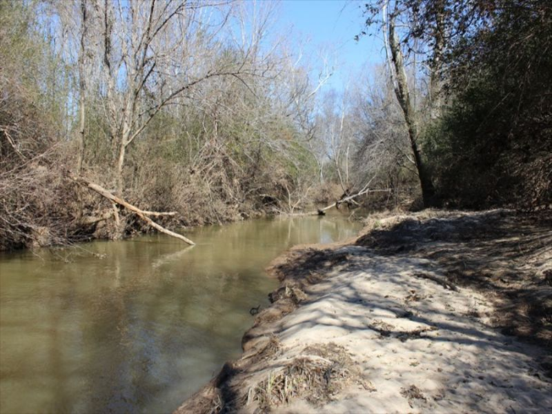 2 Miles Of River Frontage : Sparta : Hancock County : Georgia