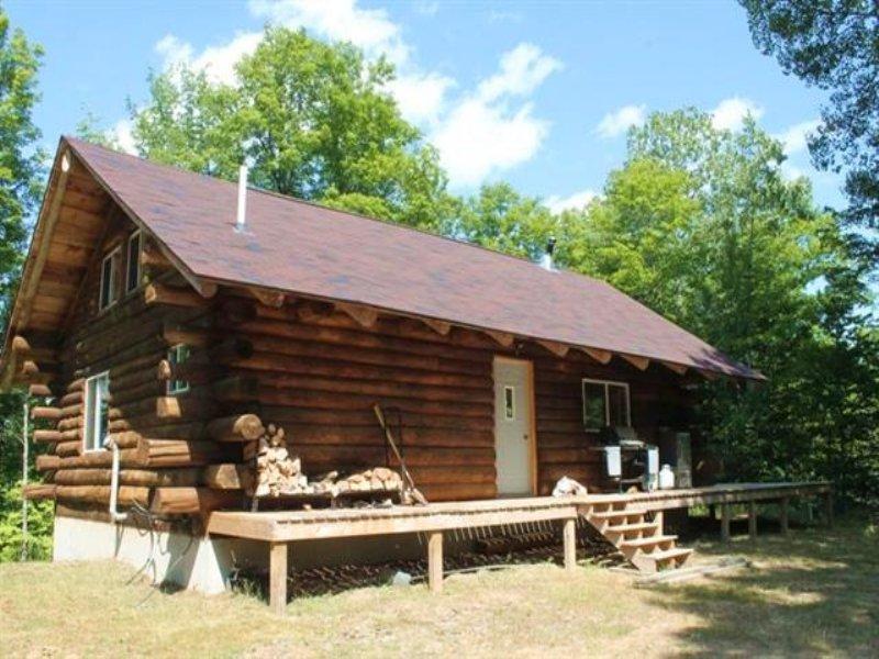 575 Fr3940 Cabin 2 Mls #1088121 : Iron River : Iron County : Michigan