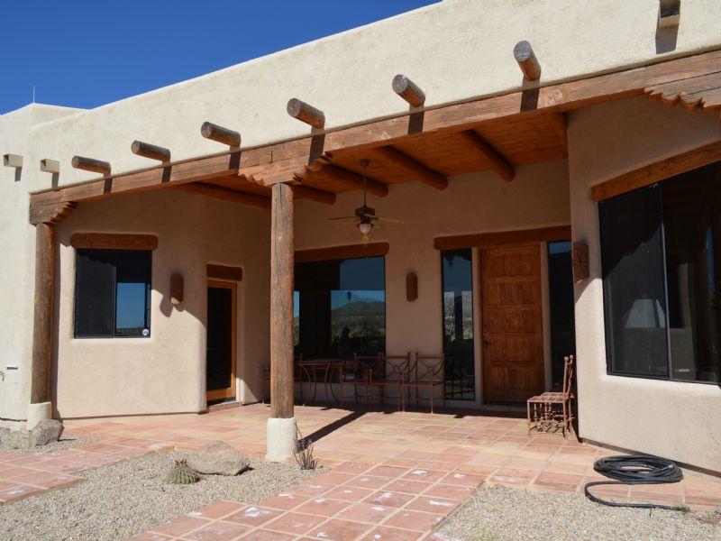 77 Acre Ranch Estate : Tubac : Santa Cruz County : Arizona